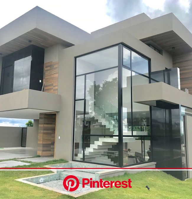 Dream home designs ideas. Currently, permit's find 20 incredible minimalist houses design, every o… | Modern architecture house, Modern house ext