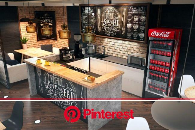 Дизайн кафе Creperie | Diseño de cafetería, Diseño de restaurantes pequeños, Diseño de panadería #beauty,#skincare