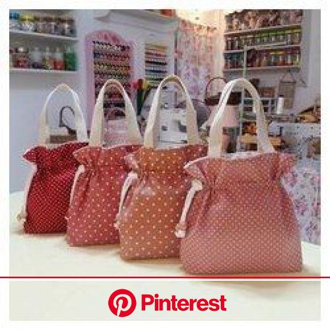 Bolsa de tecido passo a passo: Molde de bolsa feminina para imprimir #eco #bag #tecido #molde #ecobag… | Costurar sacolas, Bolsas masculinas couro, Sa