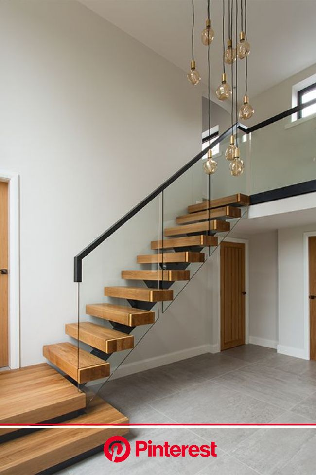 First Step Designs | Spine Staircase with Feature Landings - First Step Designs in 2021 | Home stairs design, Stairs design interior, Staircase design