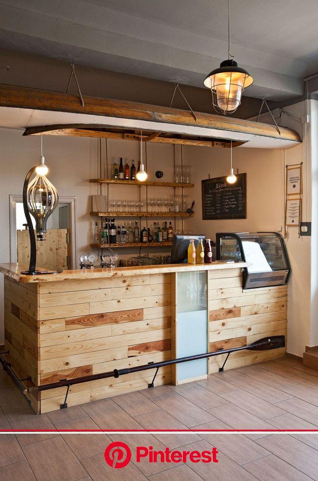 Showcase and discover creative work on the world's leading online platform for creative indu… | Decoração cafeteria, Balcão de restaurante, Decor
