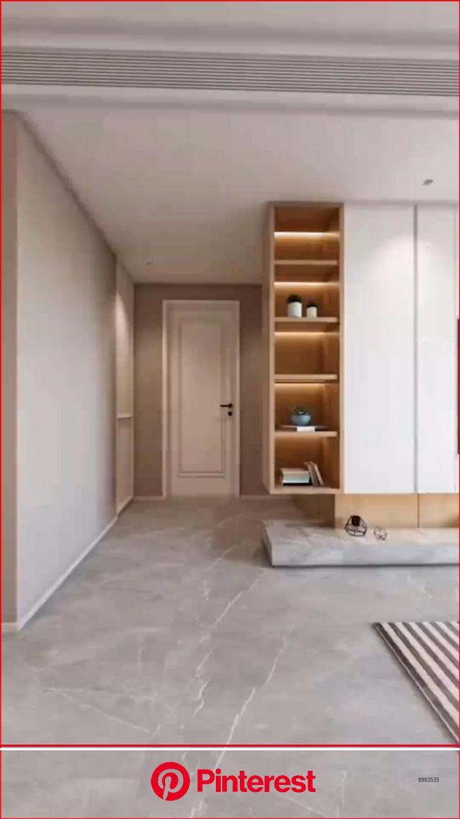 Bookcase Bookshelf Wooden Decorative Design Special Process Triple Rope Shelf Bookcase, Bookcase, Wood Bookcase, Shelf | Stylish bedroom design, Home