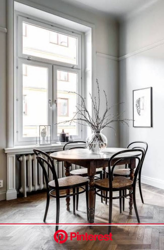 Your favorite interiors of 2017 - COCO LAPINE DESIGN | Scandinavian dining room, Dining room design, House interior #beauty,#skincare