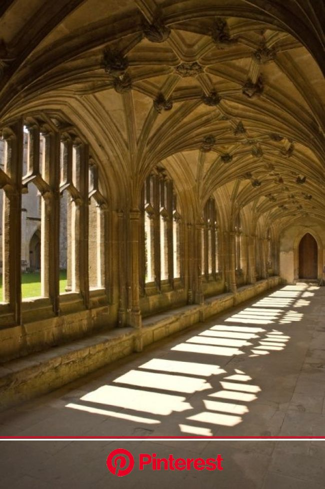 The Cloisters Lacock Abbey, England | Harry potter aesthetic, Harry potter wall, Hogwarts aesthetic #beauty,#skincare