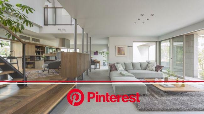 大開口と軒下空間により、庭と繋がる居心地の良い空間を提案します。   高級住宅インテリア, インテリアデザイン, ホームインテリアデザイン #beauty,#skincare