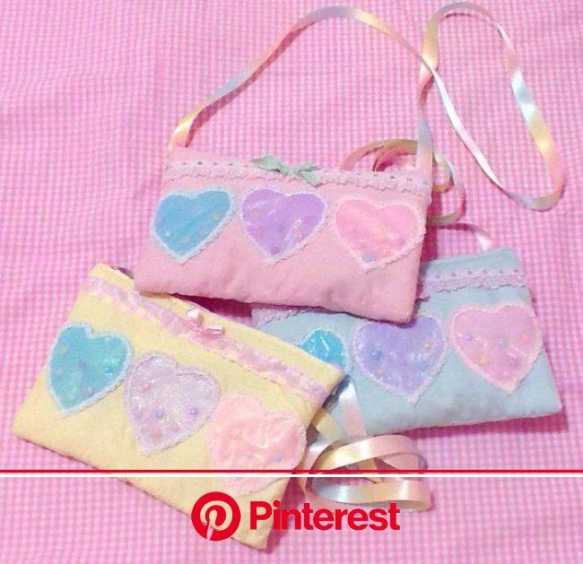 もちもふ (@moti_mohu) | Diy kawaii bags, Kawaii accessories, Kawaii bags #beauty,#skincare