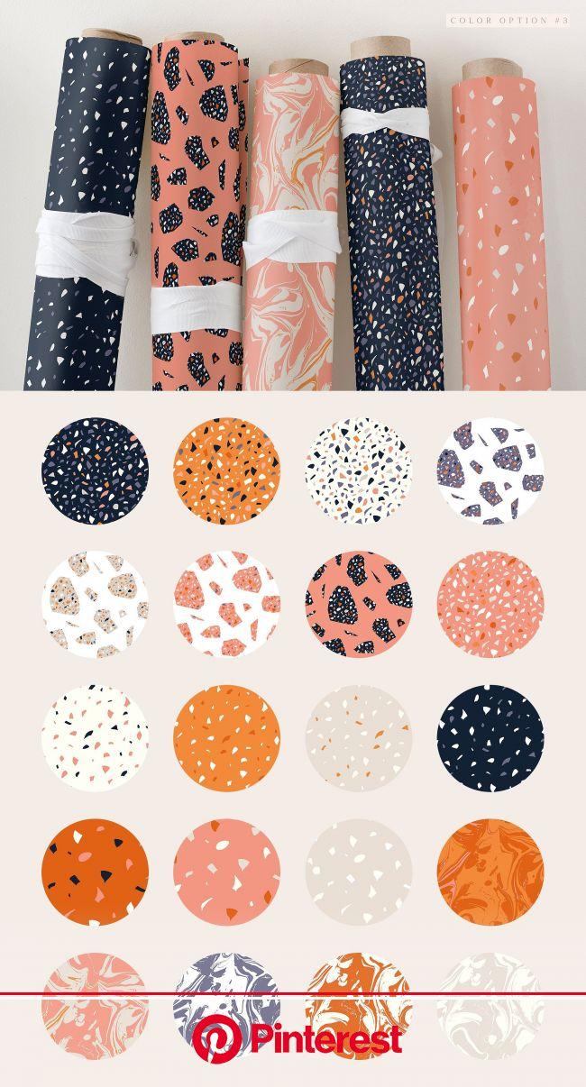 100 Terrazzo & Marble patterns | Pattern design inspiration, Textile pattern design, Surface pattern design #beauty,#skincare