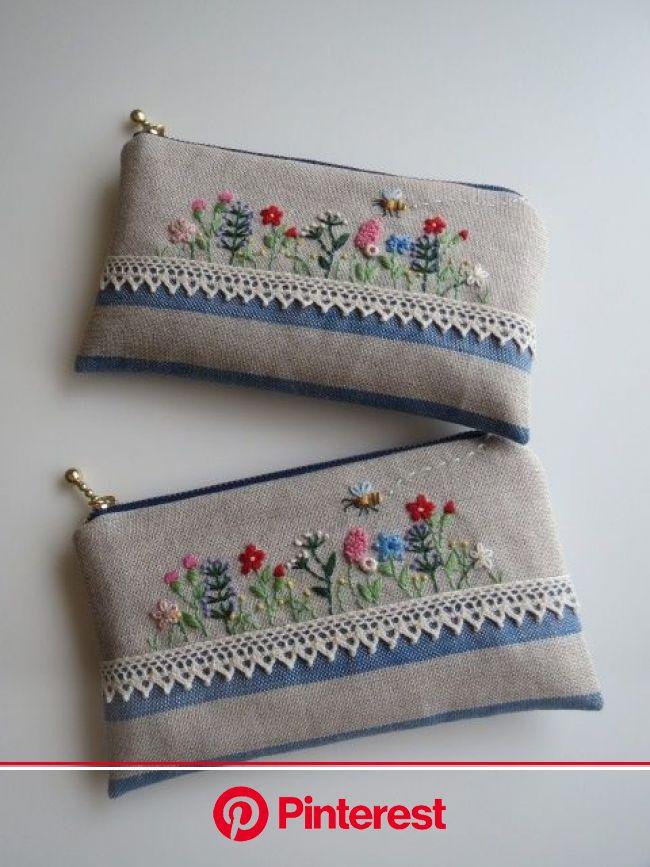 tetoteはハンドメイドマーケットminneにサービスを統合いたしました | ファブリックバッグ, 手編み刺繍デザイン, シルクのリボン刺繍 #beauty,#skincare