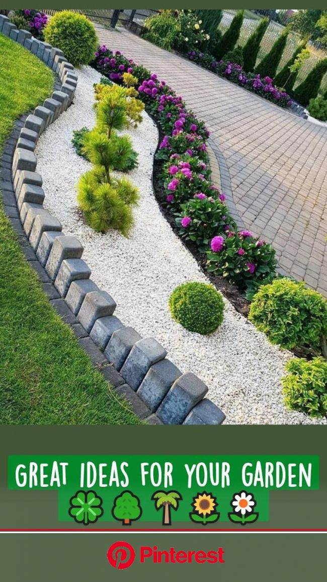 Great ideas for your garden ???????????????????? | Pinterest #beauty,#skincare