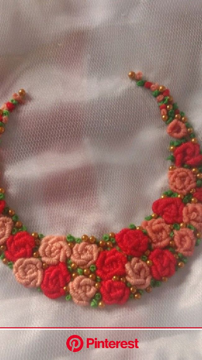 beautiful hand embroidery design: An immersive guide by Busy Bees Embroidery #beauty,#skincare