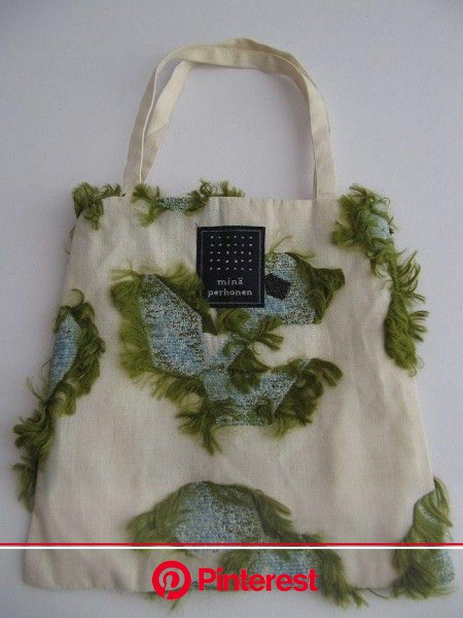 ミナペルホネン mina perhonen garden ミニバッグ (210211) – drop archives | ミナペルホネン, ファブリックバッグ, テキスタイル デザイン #beauty,#skincare