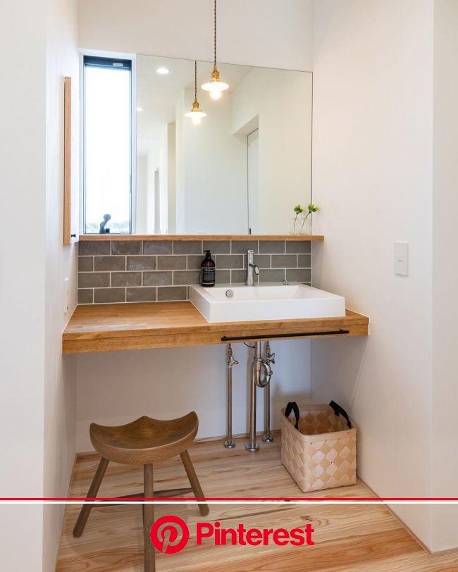 エッジライフさんはInstagramを利用しています:「造作洗面台。 家族が毎日使う場所。 毎日使う場所だから、オシャレに機能的に! 洗面台が化粧台となる。 お母さんから女性へ変身する場所。 共働きが70%を超える中、いつも綺麗で輝いていたい! エッジライフの家は そんな働く…   造作 洗面台,