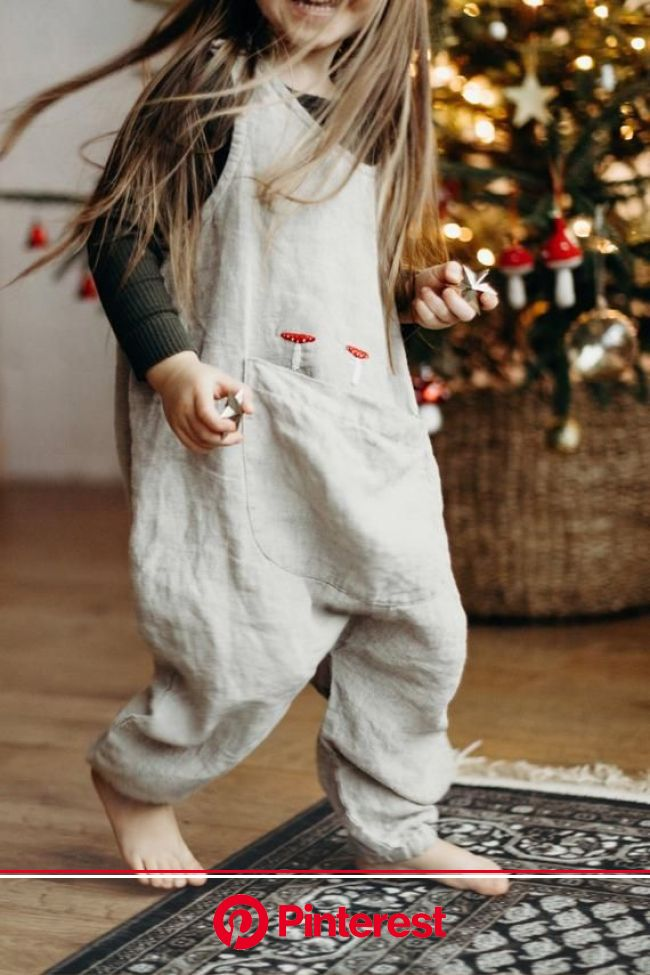Created to ensure unlimited freedom of movement, it is ideal for playing and exploring the world. • Made o… | Jumpsuits for girls, Jumpsuit for kids,