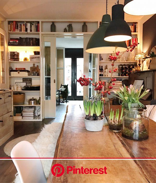 Keuken - Binnenkijken bij mijnhuis__enzo | Huisdesign, Gezellig huis, Huis interieur design #beauty,#skincare