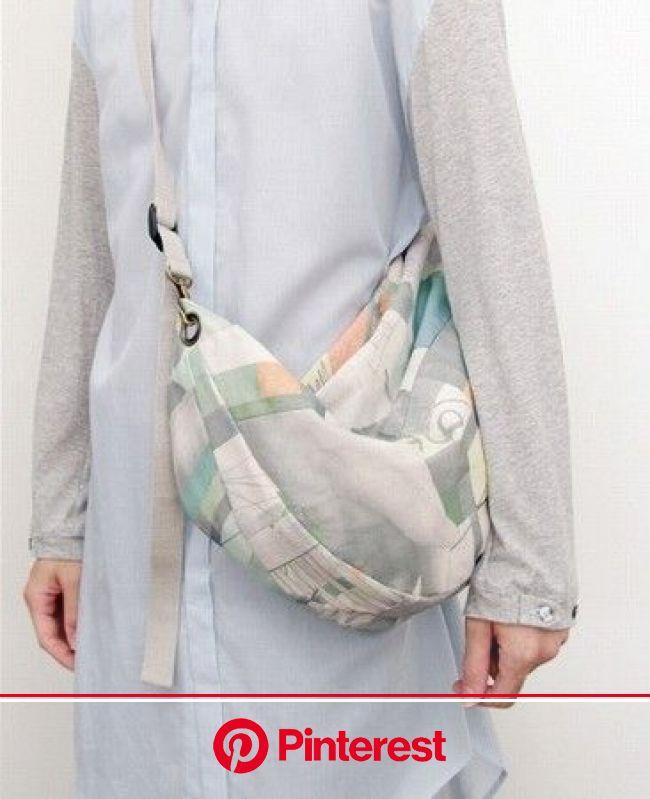 ohta ういのおくやま ショルダーバッグ | ショルダーバッグ, ファブリックバッグ, ファッション バッグ #beauty,#skincare