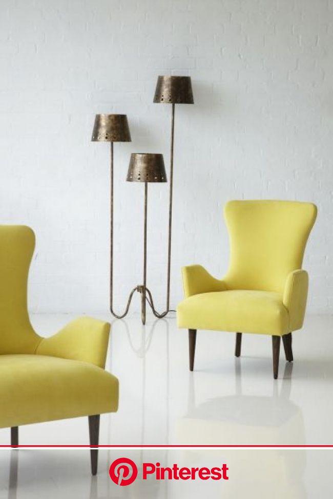 Umbria Chair - Mr Brown London   Торшеры, Интерьер, Для дома #beauty,#skincare