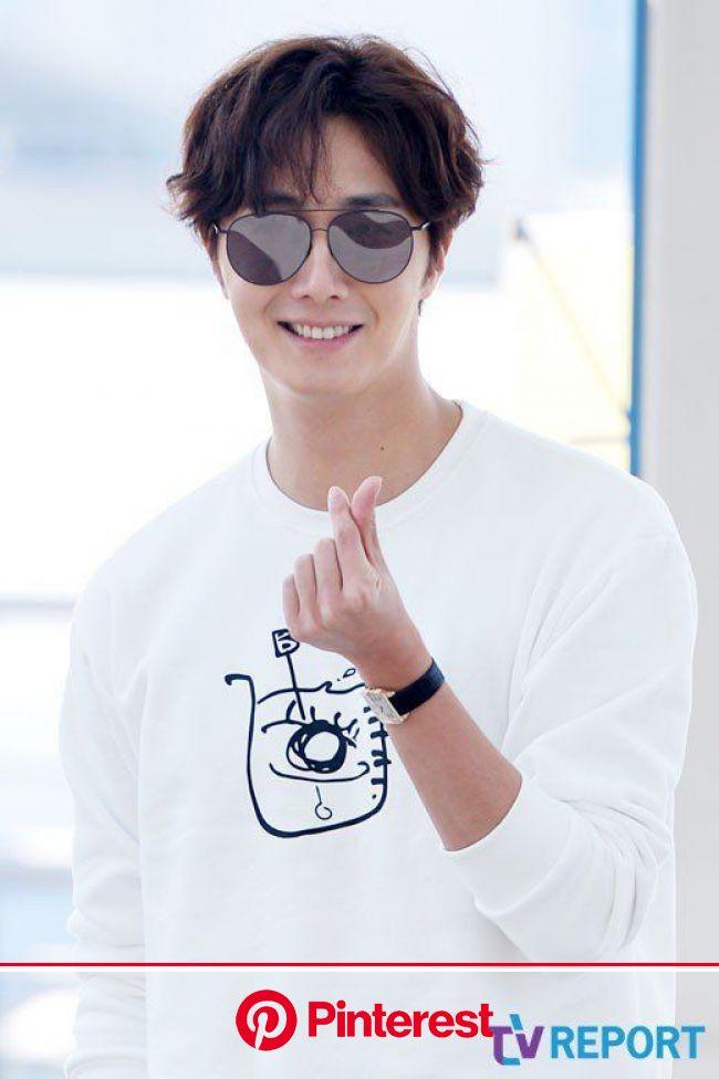 [Photos] Jeong Il-woo's airport fashion | Jung il woo, Jung ii woo, Il woo #beauty,#skincare
