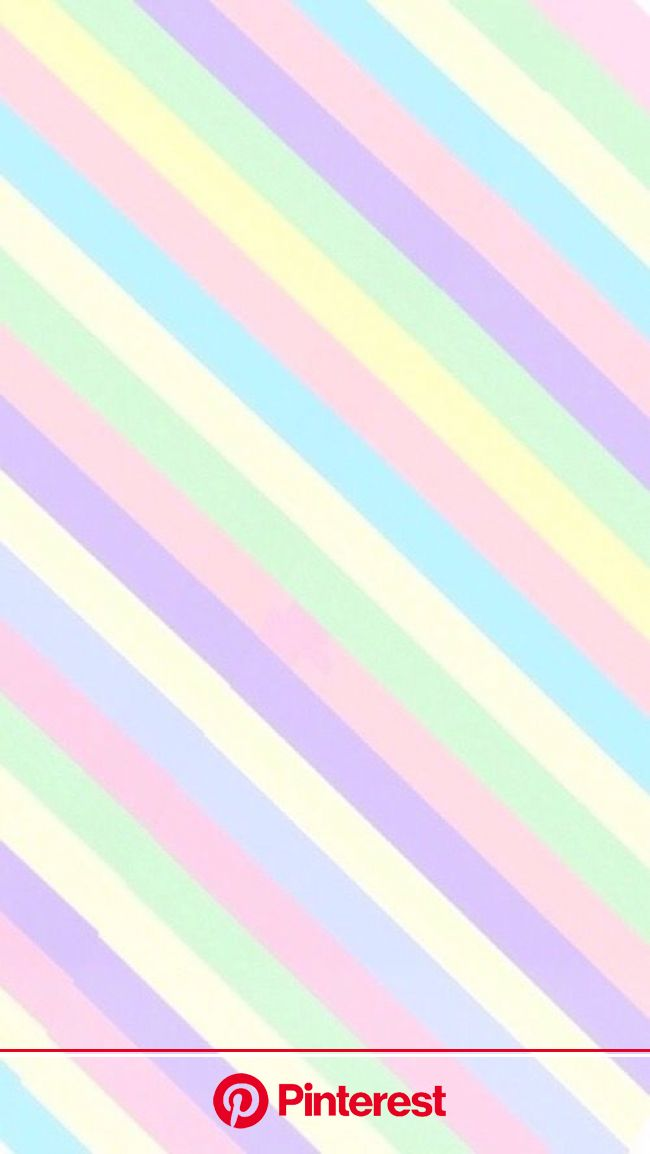 Discover and share the most beautiful images from around the world | Rainbow wallpaper, Striped wallpaper, Cute patterns wallpaper #beauty,#skincare