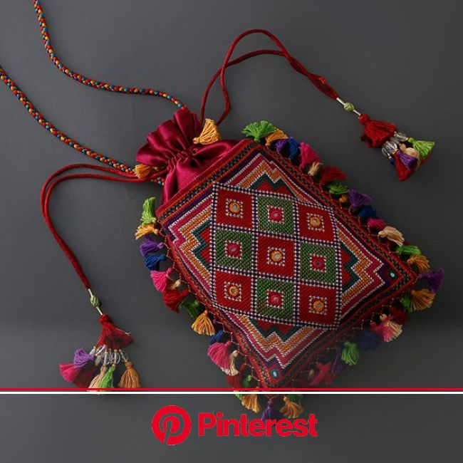 Craft Suf Embroidery | Handmade fabric bags, Handmade fashion jewelry, Embroidery bags #beauty,#skincare