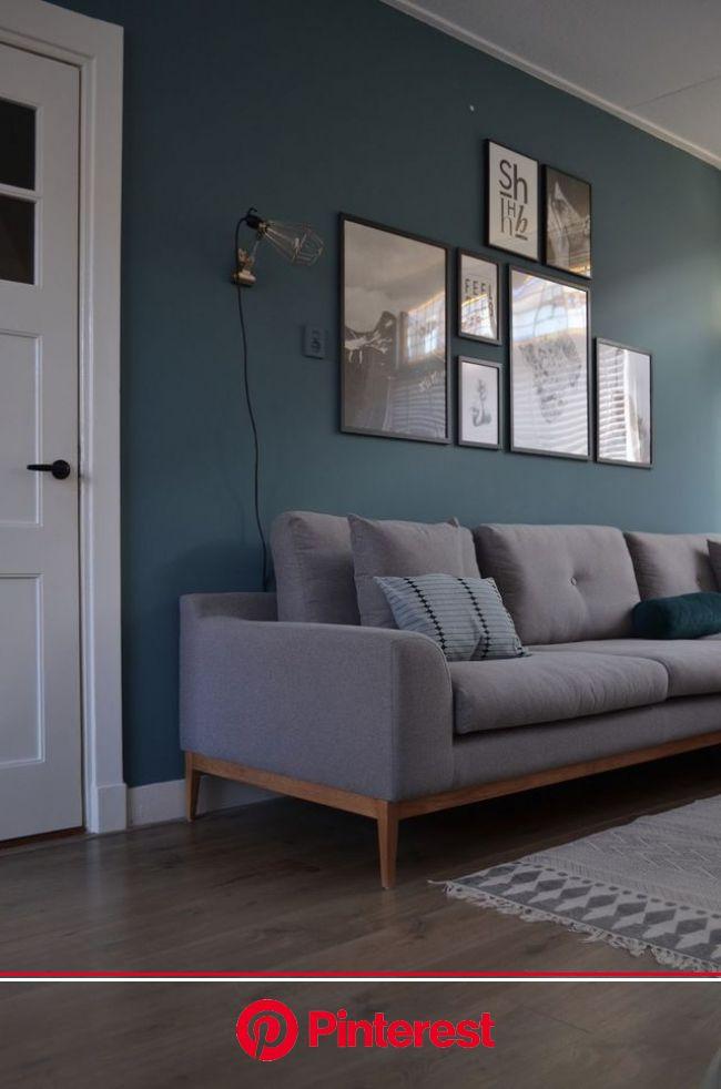 New year - new sofa   van het kastje naar de muur.   Bloglovin'   Design woonkamers, Woonkamer decoratie, Huiskamerideeën #beauty,#skincare