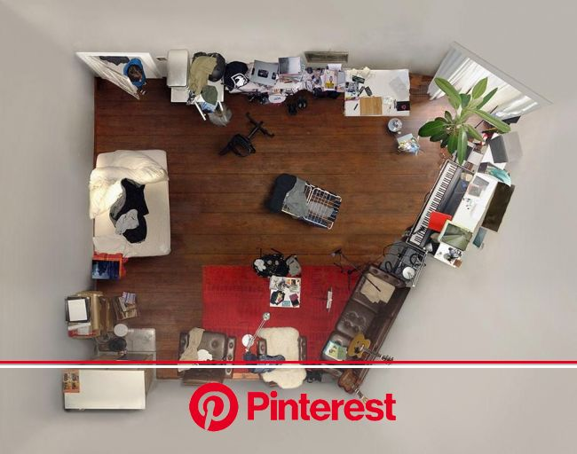 Looking Down Upon Other People's Living Spaces | Interior photography, Interior, Birds eye #beauty,#skincare