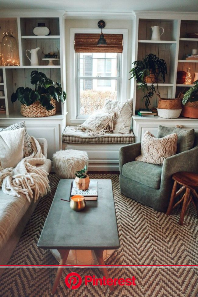 Reizend vanaf je bank thuis: geïnspireerd decor - Maison - My Bilder   Home living room, House interior, Home decor #beauty,#skincare