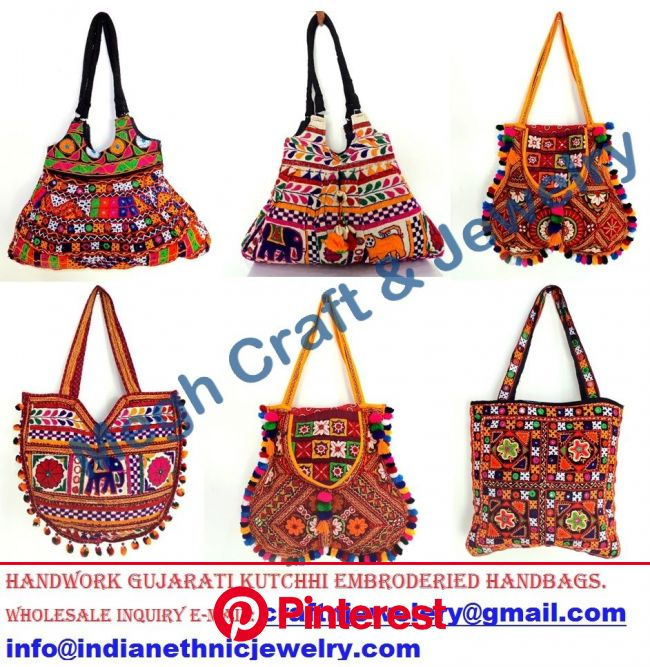 Indian Traditional Shoulder bag | Handmade embroidery designs, Handmade fabric bags, Embroidery bags #beauty,#skincare