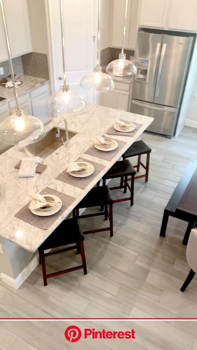 Orlando New Home Design [Video] | Open concept kitchen living room layout, Kitchen inspiration design, Kitchen interior #beauty,#skincare
