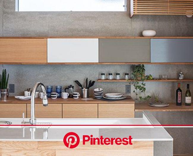 画像詳細 | KASHA - カシャ - | リビング キッチン, キッチンデザイン, キッチン 間仕切り #beauty,#skincare