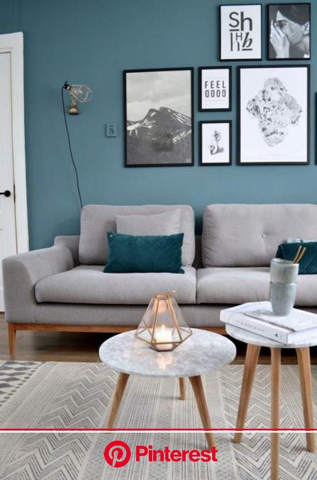 75 Inspiring Blue Living Room Photos   Shutterfly   Living room designs, Living room scandinavian, Blue living room #beauty,#skincare