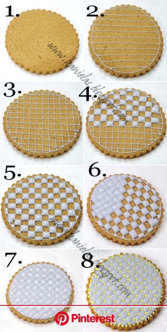 ~Quilted Cookie Tutorial~   Cookie tutorials, Cookie decorating, Decorated cookies tutorial #beauty,#skincare