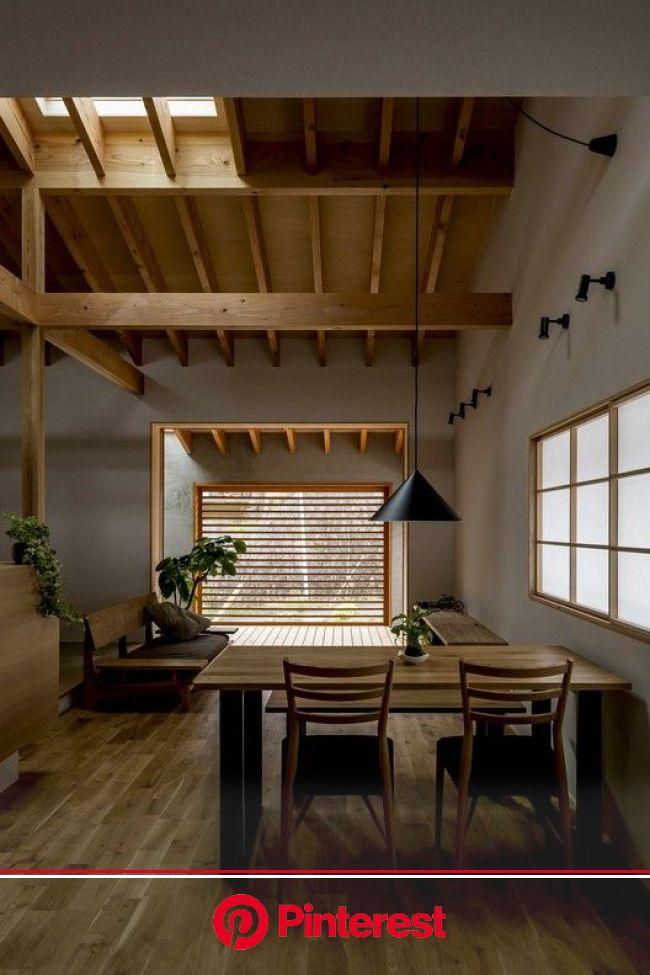Gallery of Kojyogaoka House  / Hearth Architects  - 16 | Japanese home decor, Home interior design, Simple house #beauty,#skincare