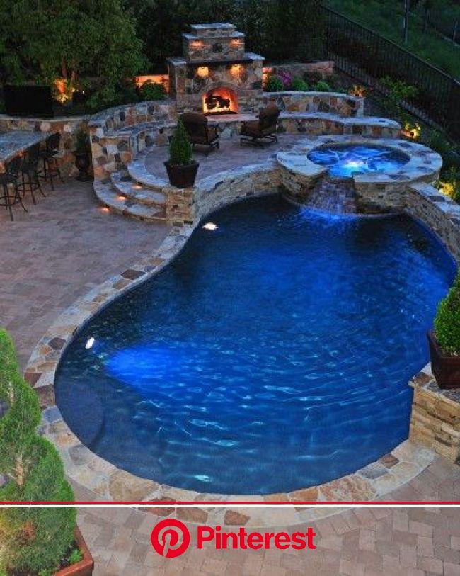 Pin by Rebecca A on Outdoors   Dream backyard, Backyard pool, Dream pools #beauty,#skincare