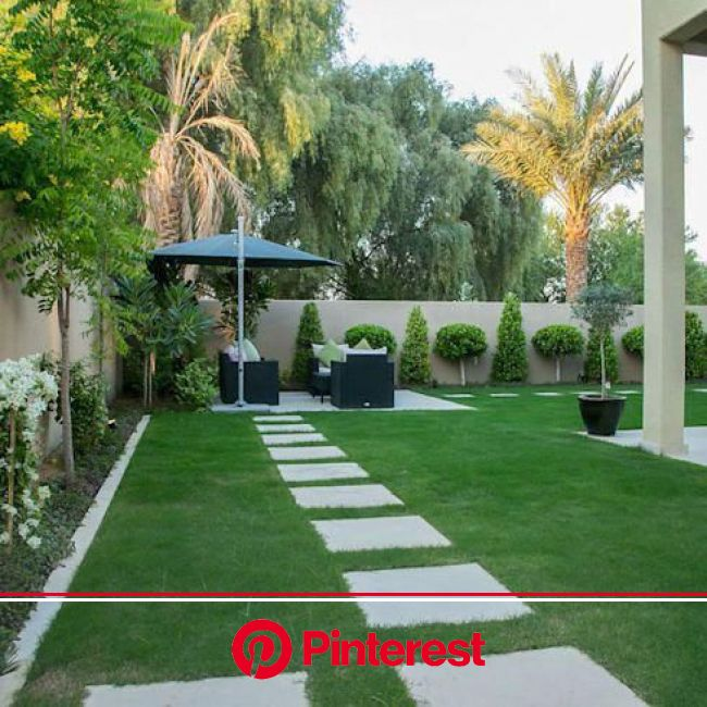 garden | homify | Small backyard landscaping, Outdoor gardens design, Front yard landscaping design #beauty,#skincare