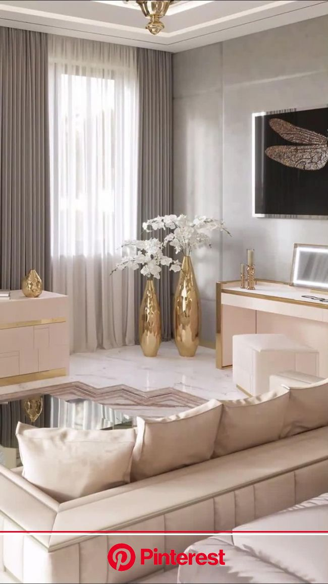 #villas  #bedroom  #interiorstylist  #luxurybedrooms  #spaziointeriordecorationllc #unique #large Th… | Luxe bedroom, Master bedroom interior, Luxury
